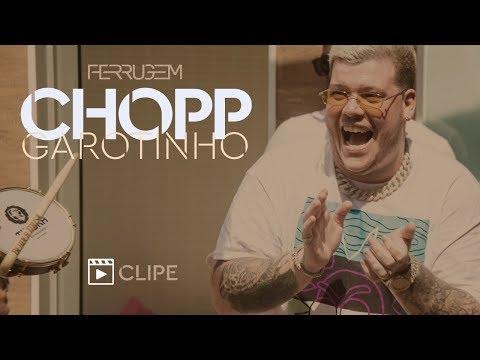 Ferrugem Chopp Garotinho