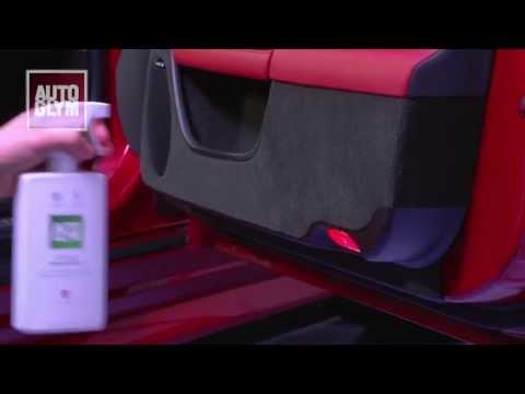Autoglym Interior Shampoo 500 ml - film på YouTube