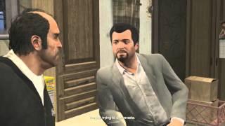 Grand Theft Auto 5 Walkthrough Part 99 - PIMPIN HIS WIFE! | GTA 5 Walkthrough