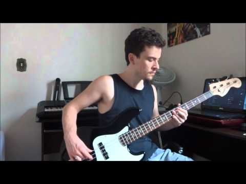 Men At Work Overkill Bass Cover Chords