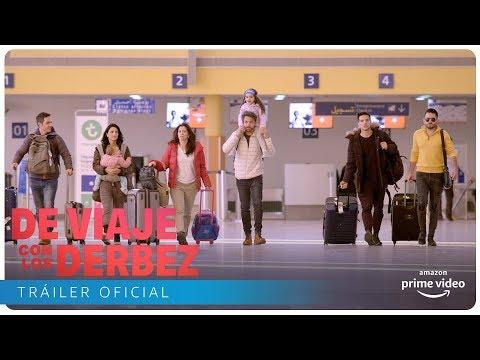 Trailer De viaje con los Derbez