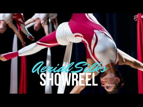 Aerial Silks Company Video