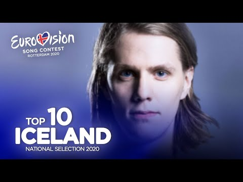🇮🇸: Eurovision 2020 - Söngvakeppnin 2020 - Top 10