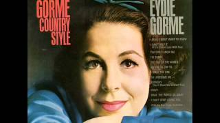"Eydie Gorme ""You Don't Know Me"""