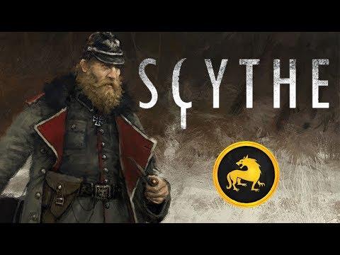 Scythe Saxony (Thoughts)