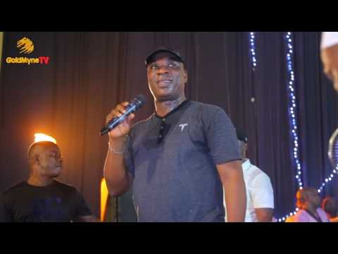 K1 DE ULTIMATE'S NEW YEAR 2017 PERFORMANCE IN LAGOS (Nigerian Music & Entertainment)