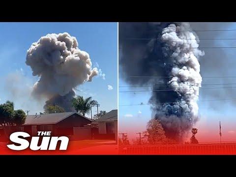 مصرع شخصين جراء انفجار ألعاب نارية في منزل بكاليفورنيا الأمريكية