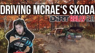 Driving One Of The Last Colin McRae Rally Cars | DiRT 2.0 DLC