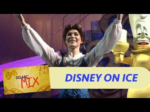 DGABC MIX Marca presença no espetáculo Disney on Ice