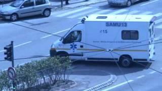 Timone Marseille Urgence. French Hospital