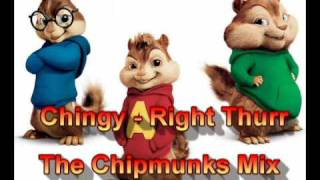 Chingy - Right Thurr Chipmunk Remix
