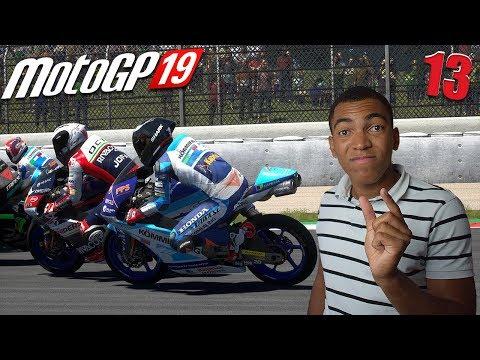 MotoGP 19 | Carrière Moto 3 - SI PRÈS DU BUT ! #13