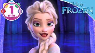 Frozen | Let It Go Song | Disney Princess