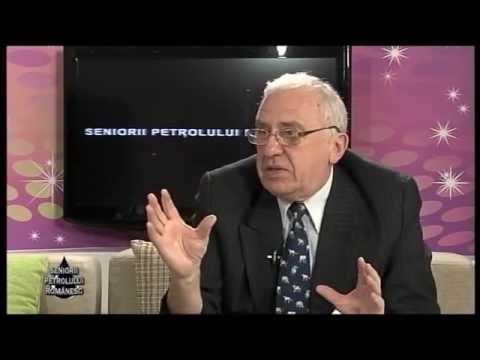 Emisiunea Seniorii Petrolului Românesc – Ștefan Traian Mocuța – 7 martie 2015