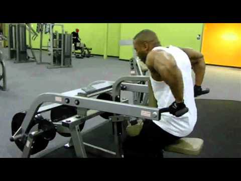 Best Way To Do Seated Dips