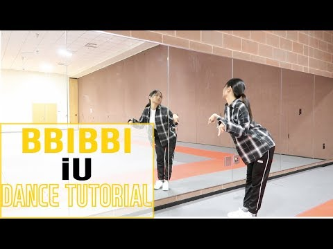 IU(아이유) _ BBIBBI(삐삐) _ Lisa Rhee Dance Tutorial