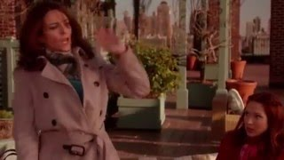 Watch me nae nae - Tina Fey on Unbreakable Kimmy Schmidt