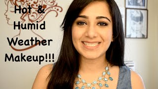 Image for video on Hot & Humid Weather Makeup - Less is More!! by Tejasvini Chander