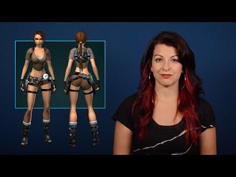 Tropes Vs. Women Talks Video Game Butts