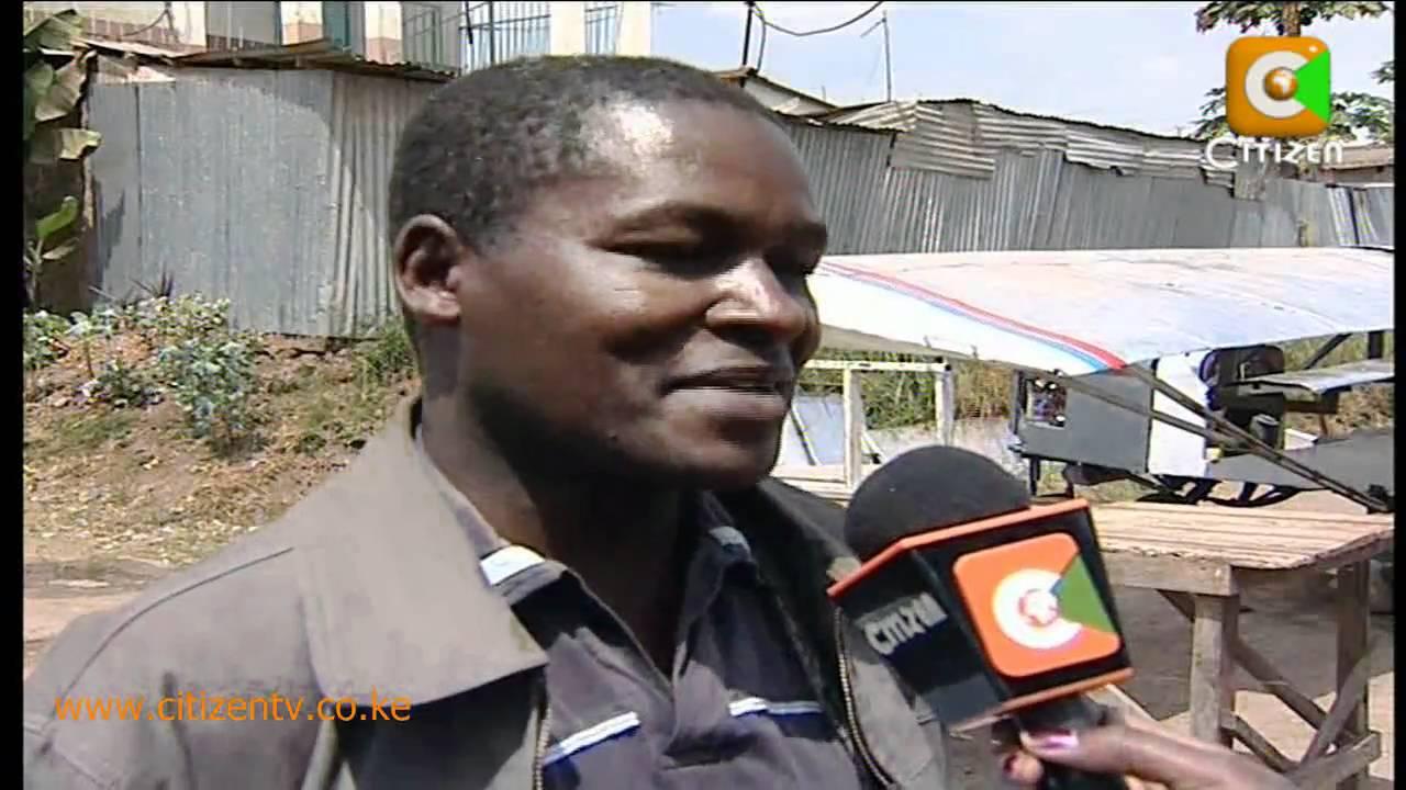 Meet The Kenyan Man Who Built An Aeroplane From Scratch