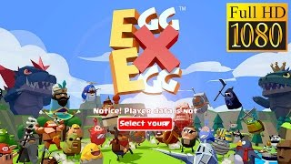 Eggxegg Game Review 1080P Official Coconut Island Games Action 2016