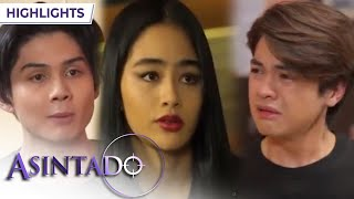 Asintado: Gavin and Tantan reconcile because of Charie | EP 181