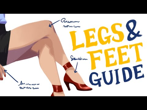 The Ultimate Body Language Guide - 37 Movements (Legs & Feet)