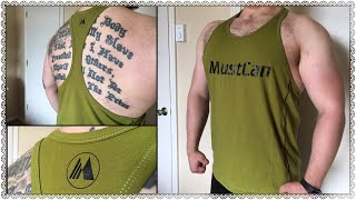 Is This Mens Tank What You Need For Your Boulder Shoulders? | Move With You Amazon Review
