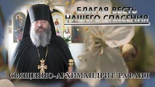 Архимандрит Рафаил - БЛАГАЯ ВЕСТЬ НАШЕГО СПАСЕНИЯ
