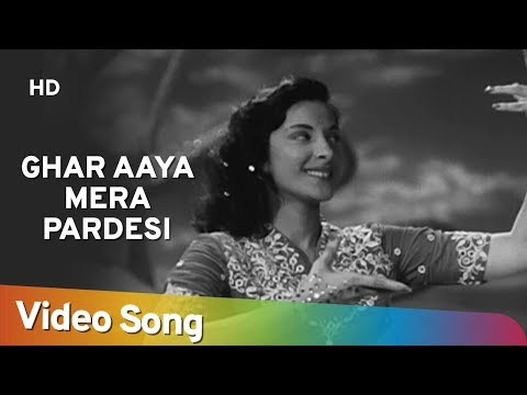 This famous Hindi song is said to have Bollywood's first music video – and it's a surreal treat