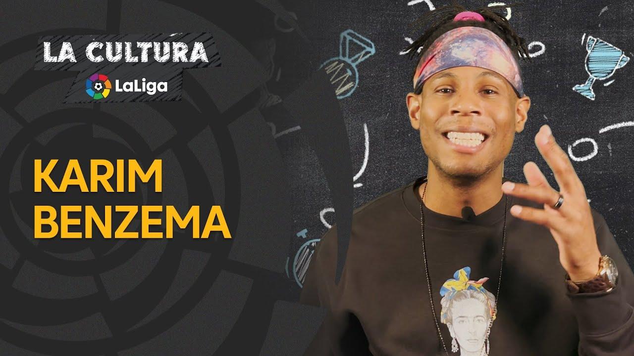 La Cultura with Aaron West: Karim Benzema