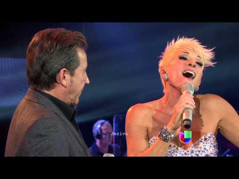 Ricardo Montaner y Yuri Interpretando Tan Enamorados