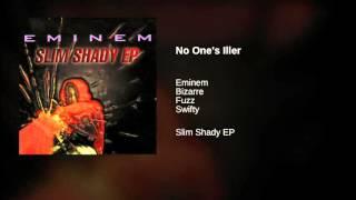 Eminem – No One's Iller –Slim Shady EP