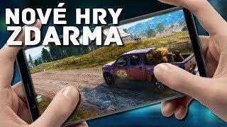 Nejlepší nové hry na mobil ZDARMA!