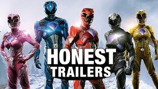 Download Youtube: Honest Trailers - Power Rangers (2017)