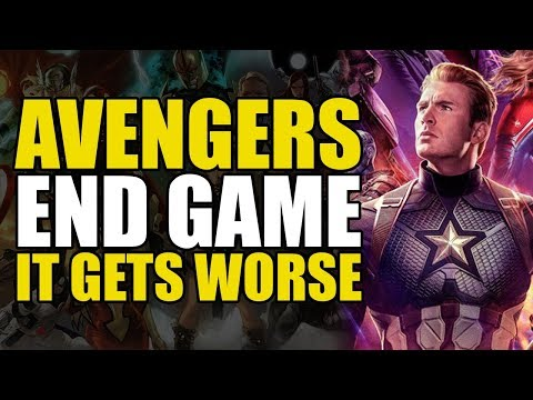 Avengers Endgame: It Gets Worse