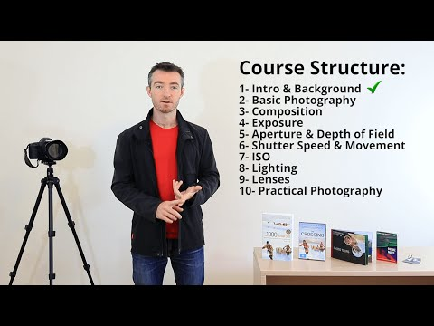 Learn Photography - Simple, Practical - Free Photography Course 1/10