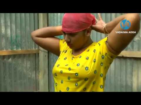 hot gosol  Kolkata Housewife HOT Transparent Sexy Bangla Vadaima Bath Part 2