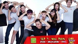 Cười Xuyên Việt  Tiếu Lâm Hội Tập 7 Buffalo Bắn Rap Cực đỉnh