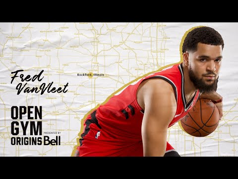 The Fred VanVleet Story | Open Gym: Origins presented by Bell