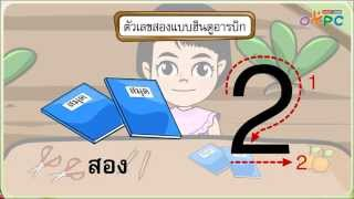 สื่อการเรียนการสอน จำนวน 1 และจำนวน 2 ป.1 คณิตศาสตร์