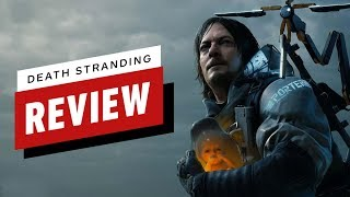 Death Stranding reviewed on PlayStation 4 Pro by Tristan Ogilvie.