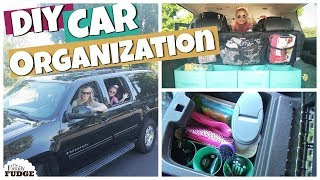MY NEW CAR!! DIY Dollar Tree ORGANIZATION IDEAS & HACKS