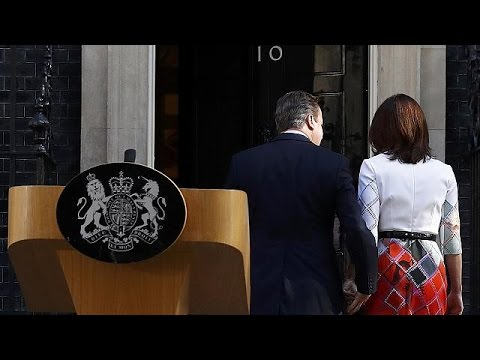 Brexit: Ο Νάιτζελ Φάρατζ «έφαγε» τον Ντέιβιντ Κάμερον