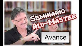 Seminario Sistema Alu-Master $49.95