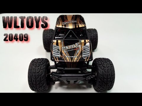 "WLTOYS 20409 - 1:20 4WD Mini Monster ""SUPER FAST"" Buggy Version - ""FULL REVIEW + TEST"" - [RC MOMENT]"