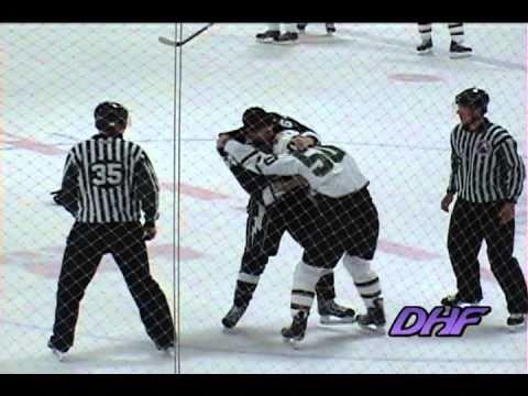 Garret Ross vs Charles Landry