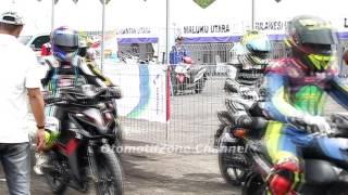 PON XIX JABAR 2016  CABOR BALAP MOTOR Free Practice Scene
