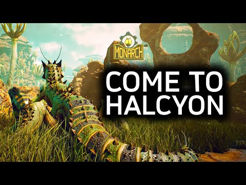 The Outer Worlds – Come to Halcyon Trailer thumbnail