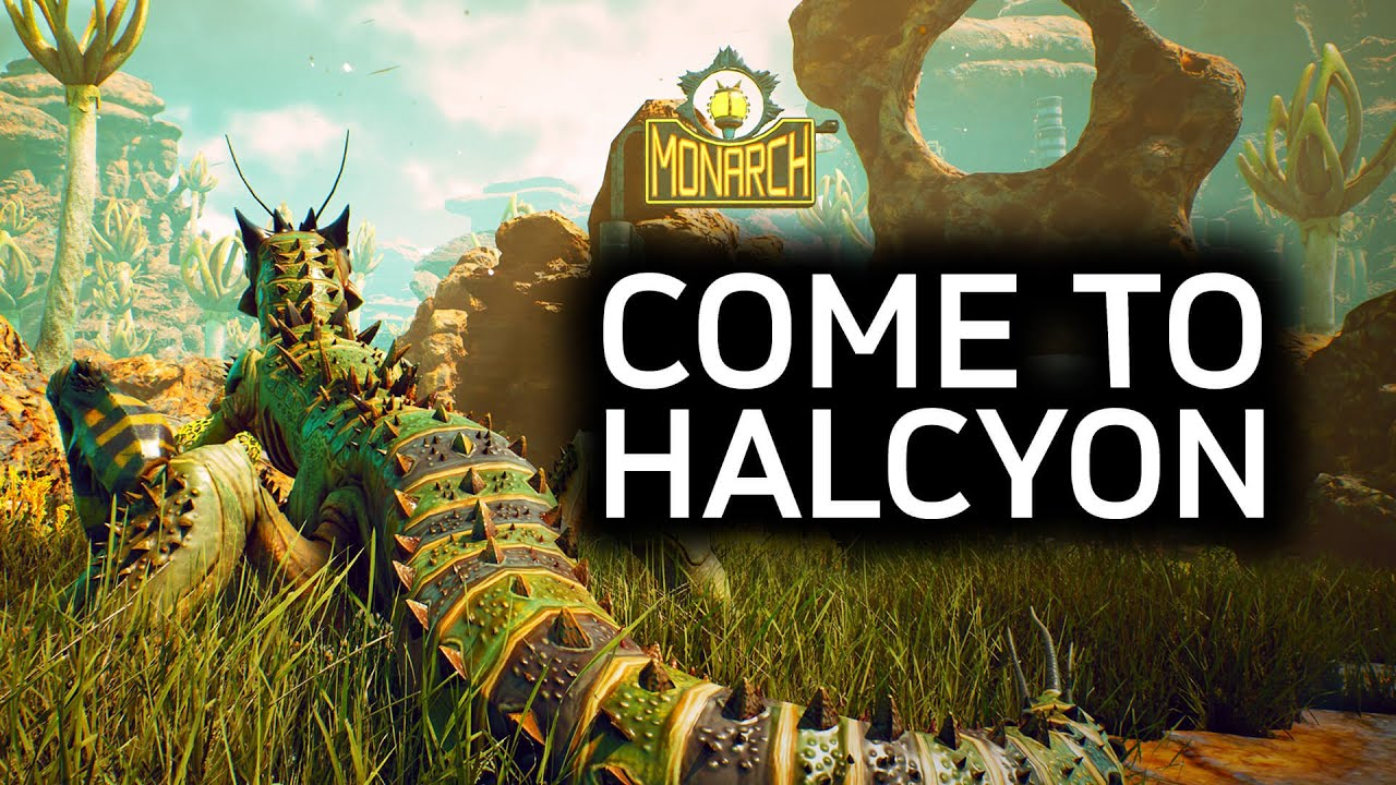 Come To Halcyon